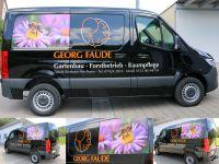 Autobeschriftung_Georg_Faude_Gartenbau_Baumpflege